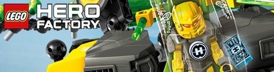 LEGO-Hero-Factory