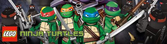 LEGO-Turtles