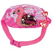 TY-Fashion-Heuptas-Flamingo-Gilda-20-cm-Roze-Goud