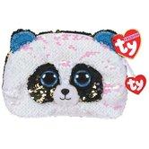 TY-Fashion-Handtas-Panda-Bamboo-20-cm-Zwart-Wit