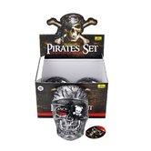 Piraten-Masker