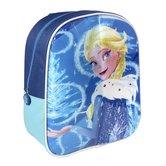 Disney-Frozen-Rugzak-met-Schrijfgedeelte-+-2-Markers-25x31x10-cm-Blauw