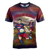 Barcelona-T-Shirt-Messi-Leeftijd-6-Jaar