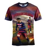 Barcelona-T-shirt-Neymar-Leeftijd-6-Jaar