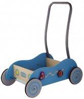 Simply-for-Kids-Houten-Duwwagen-Blauw