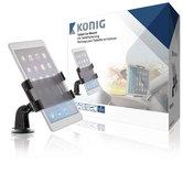 König-KNM-FCTM11-Tablet-Autohouder-360-°-Draai--En-Kantelbaar-0.7-Kg
