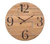 Balance-306711-Houten-Wandklok-Wood-50cm