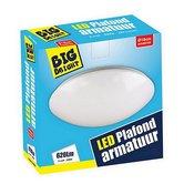 Big-Bright-LED-Plafond-Wandlamp-8W-3000K-18CM