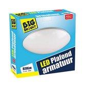 Big-Bright-LED-Plafond-Wandlamp-12W-3000K-28cm