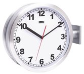 Balance-He-clock-86-Dubbelzijdige-Stationsklok