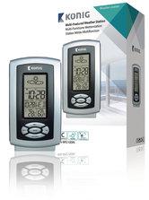 König-KN-WS100N-Thermo-Hygrometer-Weerstation