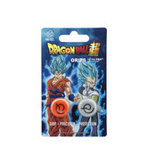 Dragon-Ball-Super-PS4-controller-thump-grips-Oranje-en-Grijs