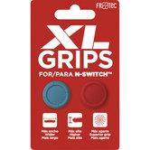 Grips-Pro-XL-Neon-blauw-Neon-rood-voor-Nintendo-SWITCH