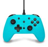 Under-Control-Controller-Nintendo-Switch-Bedraad-Blauw