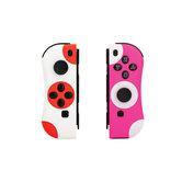 Under-Control-Nintendo-Switch-ii-con-Controller-stippen-rood-wit-en-roze-wit