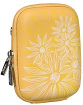 Rivacase-7023-(PU)-Digital-Case-yellow-(flowers)