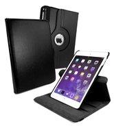 Tuff-Luv-360-graden-draaiende-case-Voor-iPad-Mini-4-Met-slaapfunctie-Zwart