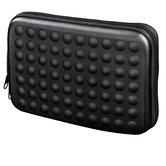 Hama-NAvi-Bag-Dots-7-Zwart