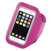 Hama-Sport-armband-Running-Voor-Smartphones-Maat-XL-Pink
