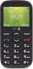 Doro-1361-BK-Mobiele-Telefoon-Zwart