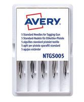Avery-AV-NTGS005-Naalden-Textielpistool-5-Naalden-Voor-Ridderspoortang