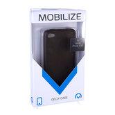 Apple-3994250024-Iphone4-4S-TPU-Case-Smokey-Grey