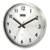 Balance-506575-Wall-Clock-30-Cm-Analogue-Aluminum