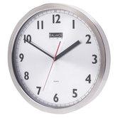 Balance-506740-Wall-Clock-40-Cm-Analogue-Aluminum