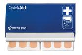 Westcott-AC-P44001-Pleister-Dispenser-First-Aid-Only-90-Stuks-Waterproof