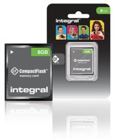 Integral-INCF8GV2-Cf-(compact-Flash)-Geheugenkaart-8-Gb