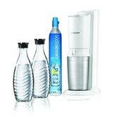 Sodastream-Crystal-White-Megapack-met-60L-CO2-Cilinder-+-2-Glazen-Karaffen-Wit