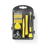 Nedis-CSTS10017-Toolkit-17-in-1-Voor-Reparatie-Van-Pc-Smartphone-En-Tablet