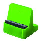 HAN-HA-92130-90-Smartphone-Standaard-Smart-Line-72x72x74mm-New-Colour-Groen
