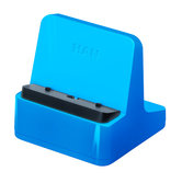 HAN-HA-92130-94-Smartphone-Standaard-Smart-Line-72x72x74mm-New-Colour-Blauw