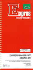 Sigel-Expres-Kilometerregistratie-Autokostenboek-Zak-2-Stuks