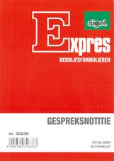 Sigel-Expres-Gespreksnotitieblok-A6-Doos-5-Stuks