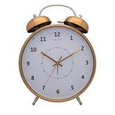 NeXtime-NE-5113CO-Wekker-Dia.-23-Cm-Metaal-Koper-Wake-Up
