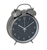 NeXtime-NE-5113ZW-Wekker-Dia.-23-Cm-Metaal-Zwart-Wake-Up
