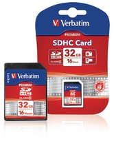 Verbatim-VB-SDHC10-32G-Sdhc-Geheugenkaart-Klasse-10-32-Gb