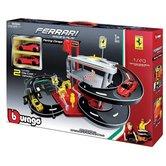Burago-1:43-Ferrari-Garage