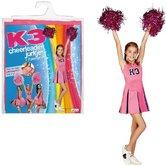 K3-Verkleedjurk-Cheerleader-6-8-jaar