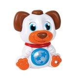 Clementoni-Baby-Hondje-Woof-Woof-met-Licht-en-Geluid