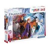 Clementoni-Disney-Frozen-2-Supercolor-Puzzel-24-Stukjes