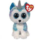 TY-Beanie-Boos-Husky-Knufel-Helena-15-cm