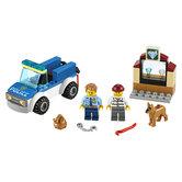 Lego-4+-City-60241-Politie-Hondenpatrouille