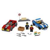 Lego-City-60242-Politie-Achtervolging