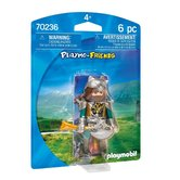 Playmobil-70236-Playmo-Friends-Wolfskrijger