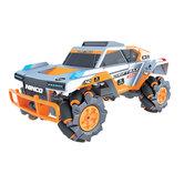 Ninco-RC-Drift-Trax-Auto-34x18x15.8-cm-Grijs-Oranje