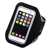 Hama-Sport-armband-Running-Voor-Smartphones-Maat-XL-Zwart