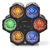 Nedis-FUDI211BK6-Discolamp-Multicolour-Spot-met-126-LEDS